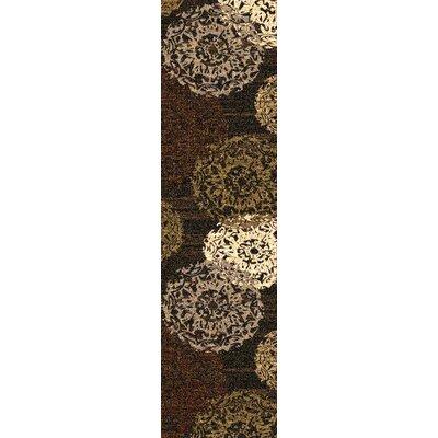 Maywood Chocolate Flawless Rug Rug Size: Runner 2 x 75