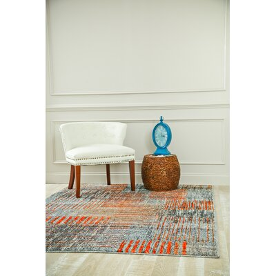 Cretien Indoor/Outdoor Area Rug Rug Size: 4 x 5