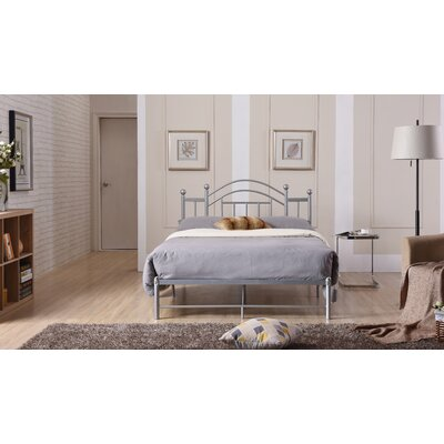 Chambliss Platform Bed Size: Queen
