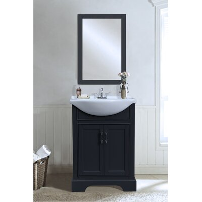 Timmons 24 Single Vanity Set