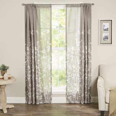 Tipton Single Curtain Panel