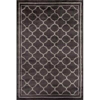 Waconia Gray Area Rug Rug Size: 710 x 102