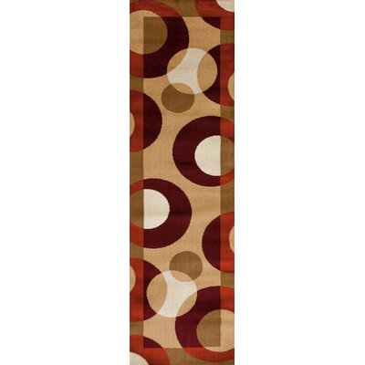 Allison Rectangle Area Rug Rug Size: Runner 2 x 72