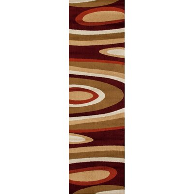 Alexandrea Multi-Colored Area Rug Rug Size: Runner 2 x 8