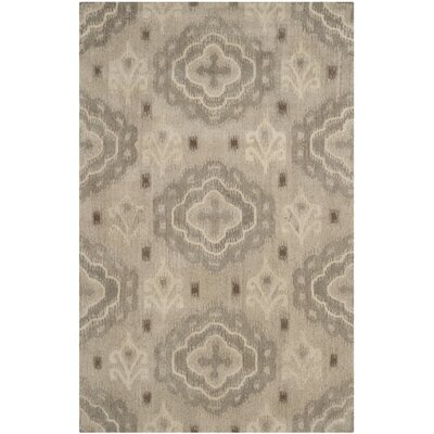 Matthews Brown Area Rug Rug Size: 5 x 8