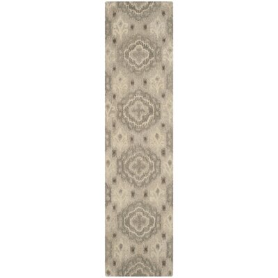 Matthews Brown Area Rug Rug Size: Runner 23 x 9