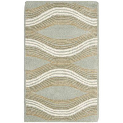 Cateline Blue / Multi Rug Rug Size: Rectangle 26 x 4