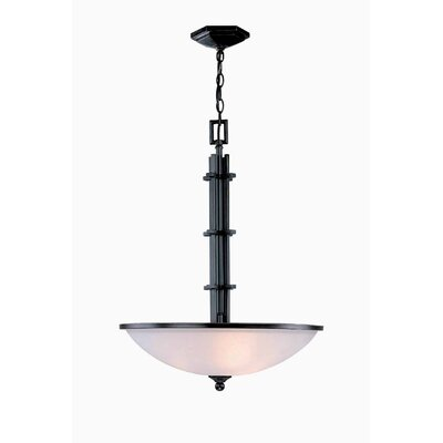 Fleming 3-Light Inverted Pendant