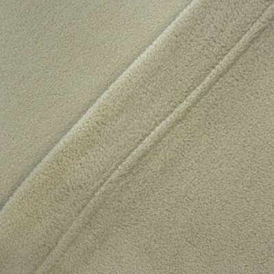 Wellesley Micro Fleece Sheet Set Size: Twin, Color: Tan