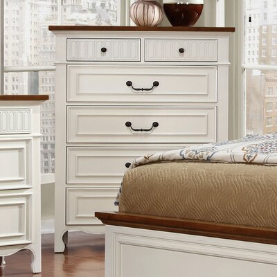 Jefferson 6 Drawer Chest
