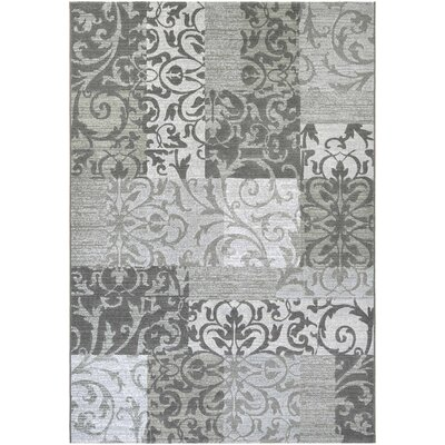 Bickerstaff Oyster/Pearl Area Rug Rug Size: Rectangle 311 x 56