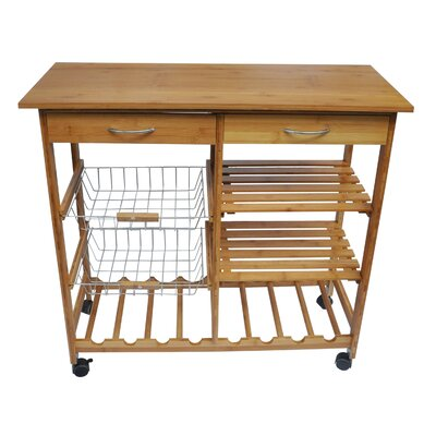 Henriette Kitchen Cart