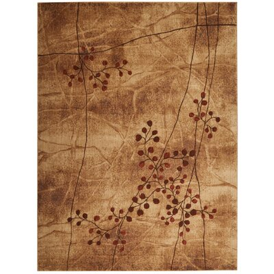 Smithtown Brown Area Rug Rug Size: 79 x 1010