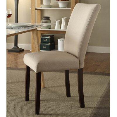 Pomfret Parson Chair Color: Taupe