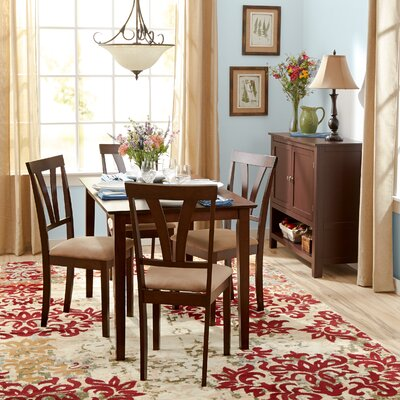 Donald 5 Piece Dining Set