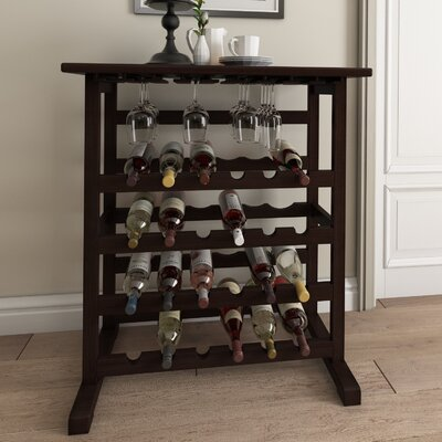 Eliza 24 Bottle Floor Wine Rack ANDO1475 26637151