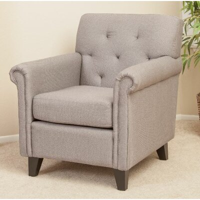 Blarwood Tufted Armchair