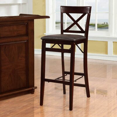 Clarke 30 Wood Bar Stool