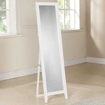 Standing Full Length Mirror Finish: White