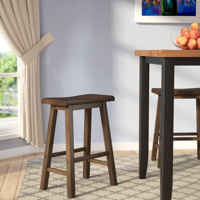 Bates 24 Wood Bar Stool (Set of 2)