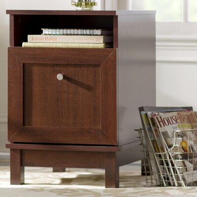 Aldreda 1 Drawer Vertical File Cabinet