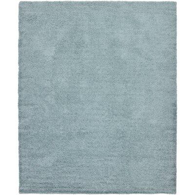 Lilah Light Blue Area Rug Rug Size: 12 x 15, Color: Blue