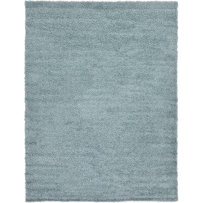 Lilah Light Blue Area Rug Rug Size: 7 x 10, Color: Blue