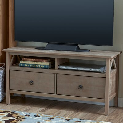 Soule 44 TV Stand Color: Rustic Gray