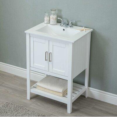 Andover Mills Reynal Single Bathroom Vanity Set