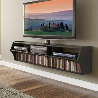 Reuben 58 TV Stand Color: Black
