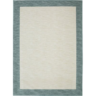 Samantha Beige Area Rug Rug Size: Rectangle 76 x 10