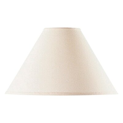 Lisa 15 Fabric Empire Metal Frame Lamp Shade