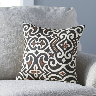 Ansonia Throw Pillow Color: Terrain