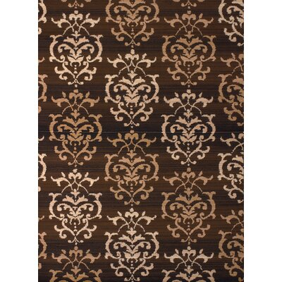 Fitchett Brown Area Rug Rug Size: 23 x 72