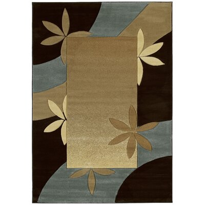 Ganley Piper Smoke Blue Rug Rug Size: Runner 2'7