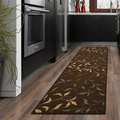 Galesburg Area Rug Rug Size: Runner 27 x 10