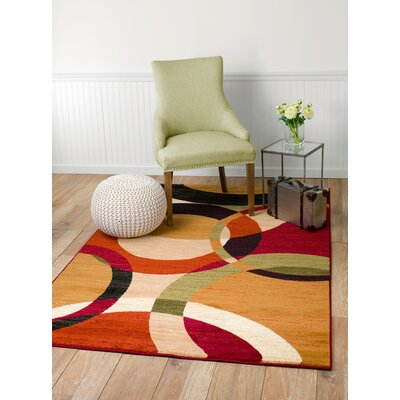 Frieda Area Rug Rug Size: Runner 2 x 7