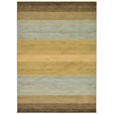 Simsbury Brown Area Rug Rug Size: Rectangle 9 x 12