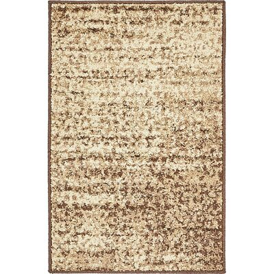 Hedwig Beige Area Rug Rug Size: Rectangle 9 x 12