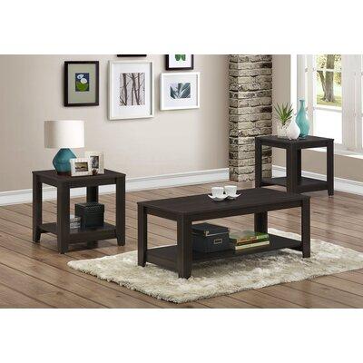 Cochrane 3 Piece Coffee Table Set