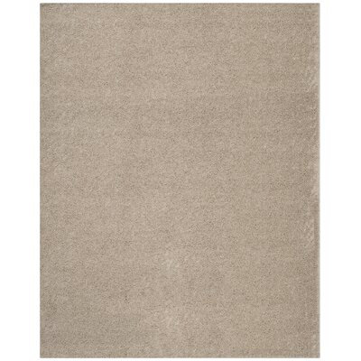 Curran Light Beige Area Rug Rug Size: Rectangle 8 x 10