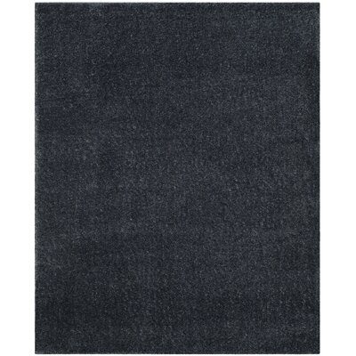Curran Blue Area Rug Rug Size: Rectangle 8 x 10