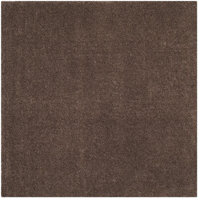 Curran Brown Area Rug Rug Size: Square 67