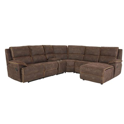 Charlita Reclining Sectional