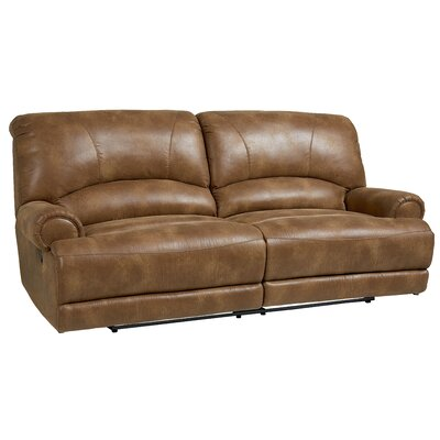 Leiters Manual Motion Reclining Sofa