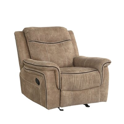Young Desert Manual Glider Recliner