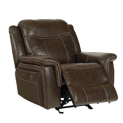 Laperle Whiskey Manual Glider Recliner