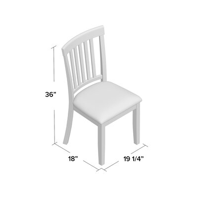 Oneill Solid Wood Side Chair