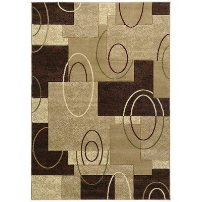 Ganley Cha Cha Beige Rug Rug Size: Rectangle 110 x 3