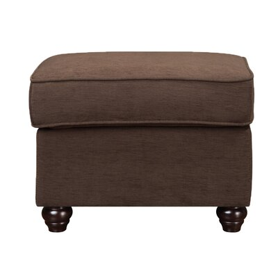 Lucien Ottoman Upholstery: Peat